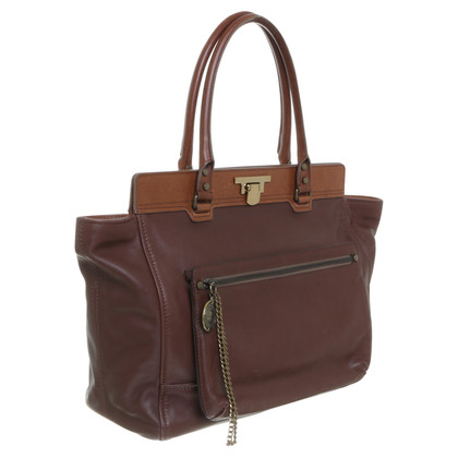 Lanvin Tote in Brown