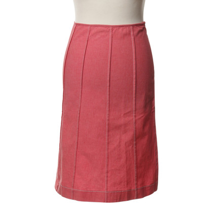 Philosophy di Alberta Ferretti skirt in red