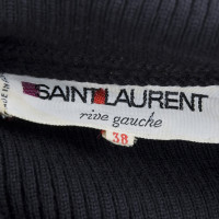 Yves Saint Laurent Sweater with material mix