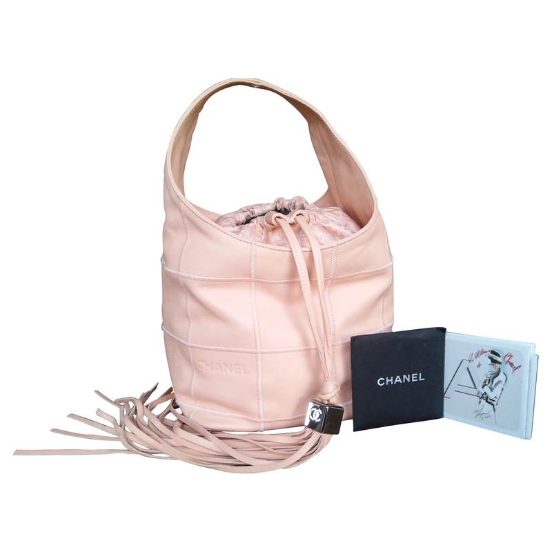 Chanel Bag in Rosé