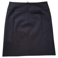 René Lezard Black skirt