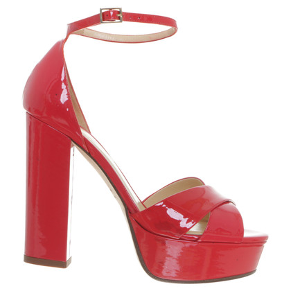 Kate Spade High heel sandal in red