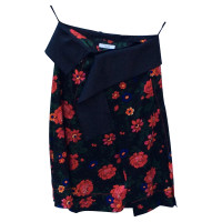 Céline Silk skirt