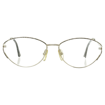 Christian Dior Eyeglasses in gold