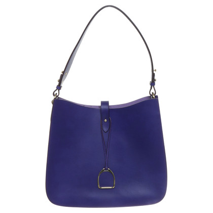 Ralph Lauren Shoulder bag purple