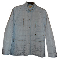 Bogner Quilted Jacket in light blue