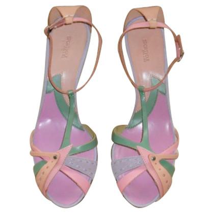Sport Max Sandals with wedge heel
