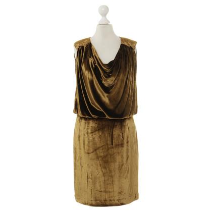 Twenty8Twelve Velvet dress with Changeant