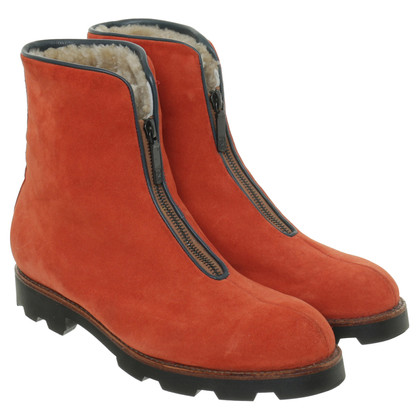 Ludwig Reiter Ankle boots suede
