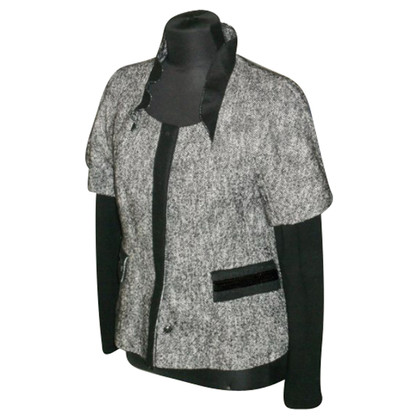 Philosophy di Alberta Ferretti Wool jacket with sequins