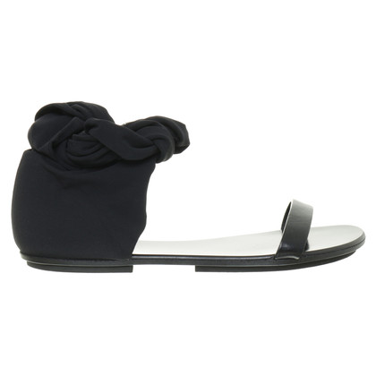 Other Designer High - sandals in black