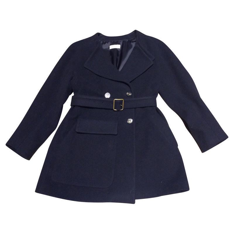 Dries van Noten Black coat