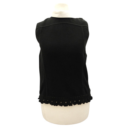 Chanel Jumper with collar