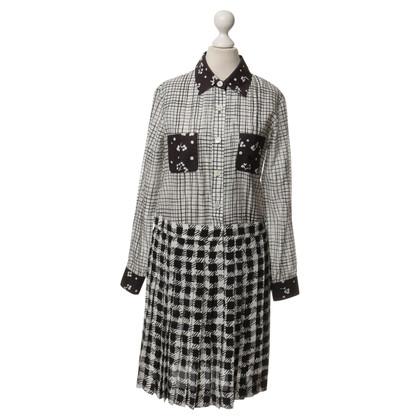 Sonia Rykiel Blouses dress with pattern mix