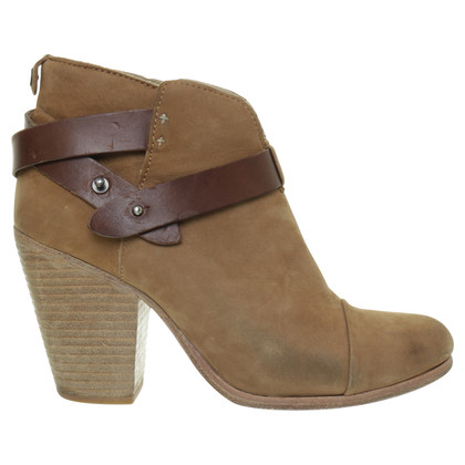 Rag & Bone Ankle boots in Cognac
