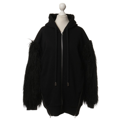 Faith Connexion Jacket with fringed sleeves