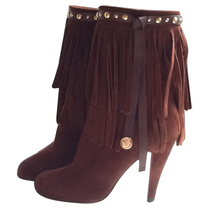 Gucci Ankle boots with fringe