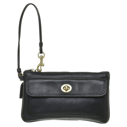 Coach Pochette in zwart