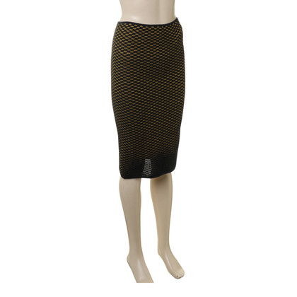 Missoni Knit skirt with structure