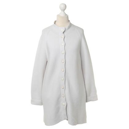 Malo Vest in het grijs
