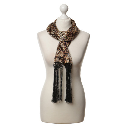 Just Cavalli for H&M Animal print scarf