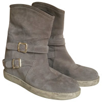 Twin-Set Simona Barbieri Leather boots