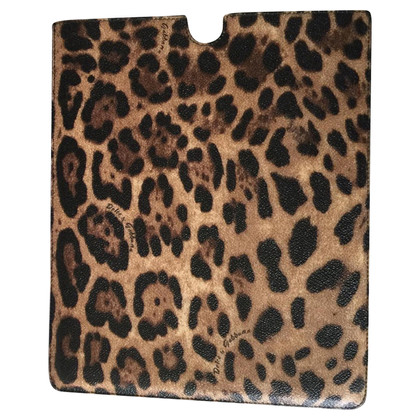 Dolce & Gabbana iPad cover