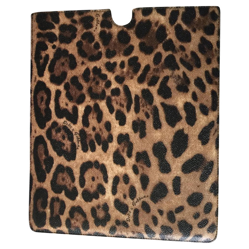 Dolce & Gabbana cover iPad