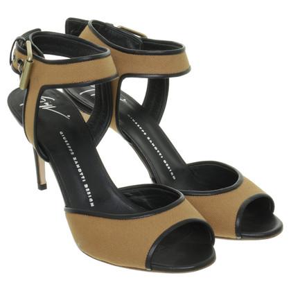Giuseppe Zanotti High heel sandal in beige