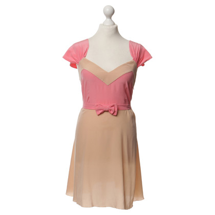 Miu Miu Silk dress with belt