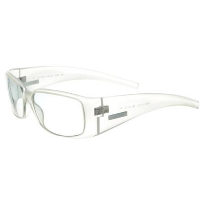 Calvin Klein Sonnenbrille in Weiß