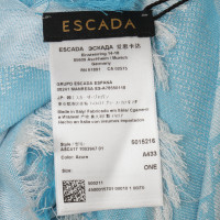 Escada Scarf in blue