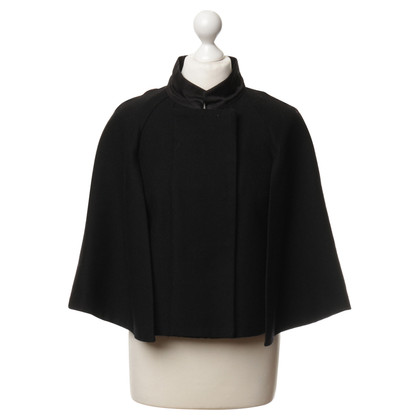 Chloé Cape with silk details