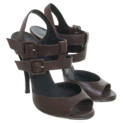 Pierre Hardy High heel sandal in Brown