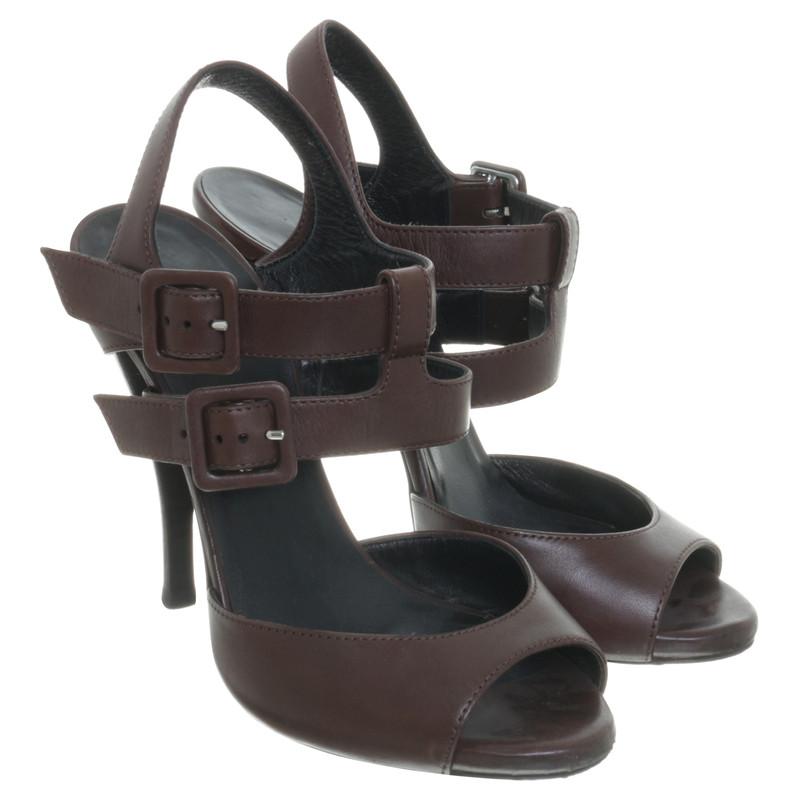 Pierre Hardy High heel sandal in Brown