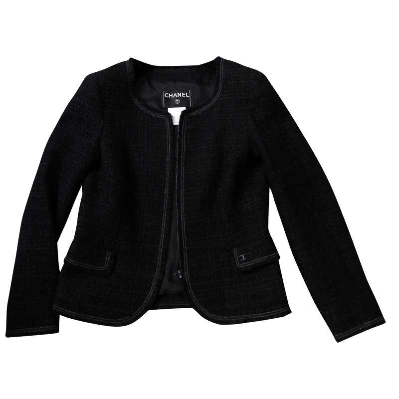 Chanel Jacket in black