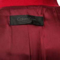 Calvin Klein Coat with cashmere