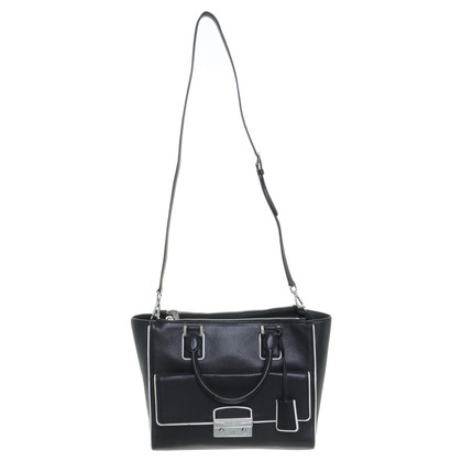 Michael Kors Tote with contrast piping