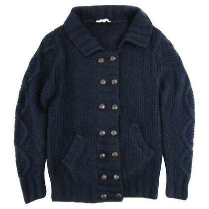 Maje Wool Cardigan