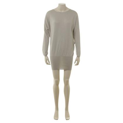 Patrizia Pepe Pullover in maglia grigio