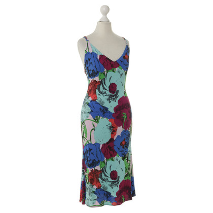 Gianni Versace Pattern dress