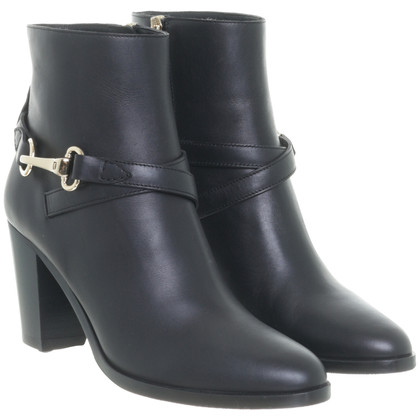Burberry Ankle boots with decorative straps