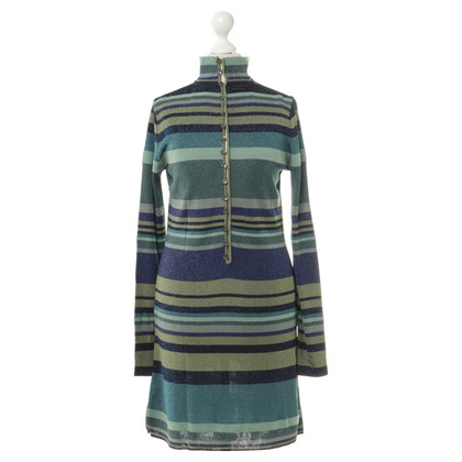 Dolce & Gabbana Stripe brei jurk