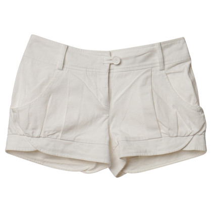 Patrizia Pepe Shorts in Weiß