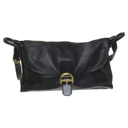 Delvaux Shoulder bag in black