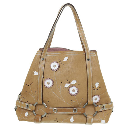 Luella Bag with flower details