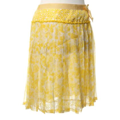 D&G skirt silk