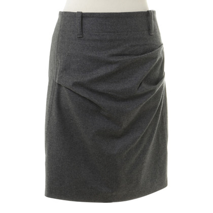 Gunex skirt in dark grey
