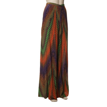 Missoni Pants made of silk