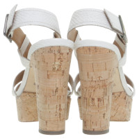 The Seller Sandals with Cork